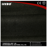 rpet stitchbond nonwoven fabrics for roadbed and construction use