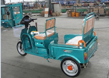 Foldable /folding motorcycle rickshaw