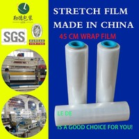 Perfect quality manufacture stretch film&wrap film for advanced technology from china company