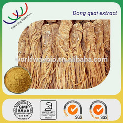 Chinese traditional herb Dong quai extract / angelica extract with 1% Ligustilide by HPLC ,Anti-cancer Improving immunity etc.