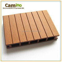 Camino ground composite deck exported to Spain