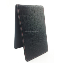 factory direct hot selling leather golf score card holder