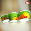 China wholesale disposable paper ice cream cup