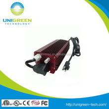 1000W Dimmable Electronic Ballast for Hydroponic