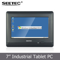 Low power consumption 7 inch tablet pc touch screen for WINDOW CE