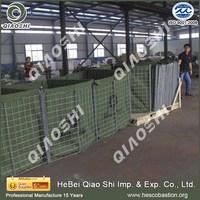 high zinc rate hesco fence bag