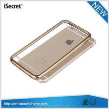 NEW 360 degree full protective 5 inch mobile phone TPU case for iphone 6 plus