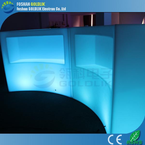 둥근 모양 상업 바 카운터 판매 독특한 디자인 gkt-021bc 사용자 ...