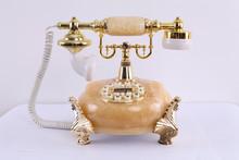 Fashion antique jade telephone