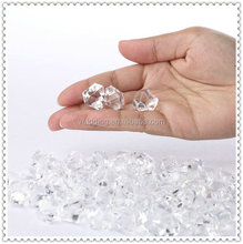 Acrylic Rock Ice Crystal Decoration For Event Supplies