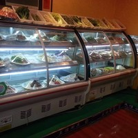 In Hawaii Indian Best quality glass door commercial national refrigerator prices (manufactory) for supermarket