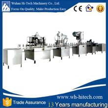 Perfect juice filling line / machine / equipment