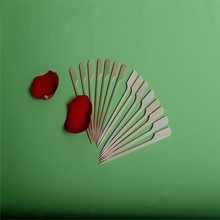 Manufactured Recycled Flat Bamboo Skewers