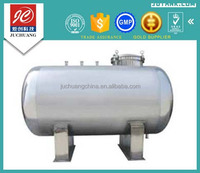 Professional stainless steel cryogenic storage tanks fuel tanks