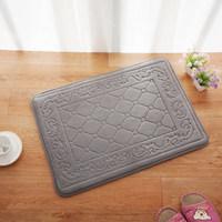 heated bath plastic floor mat