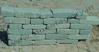 Grey Tumbled Calibrated Bricks
