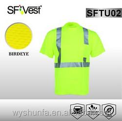 safety clothing wholesale china reflective tape custom t-shirts