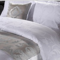 Luxury Jacquard Embroidery Bedding Set Chinese Textile