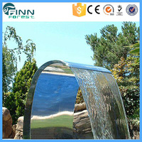 Outdoor Indoor Swimming Pool Waterfall for Garden Home Decoration