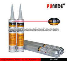 Polyurethane adhesive sealant for windshiled/windscreen/autoglass/car glass