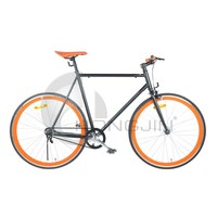 Hongjin Steel Frame Fixed Gear Bicycles Wholesale