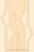 beige color top high quality glazed 200x300mm ceramic wall tile