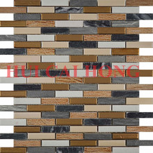 select ceramic and stone mosaic wall tiles 128006