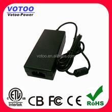 12V 5A 60w ul etl power adapter for LED strip indoor