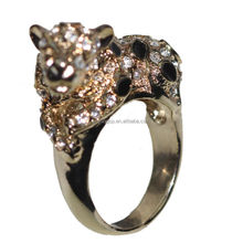 saudi arabia fashion exotic gold rings for men RER008