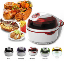 2015 classic turbo air fryer deep fryer without oil
