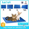 Pet Cooling Pad Gel Mat Large Summer Heat Relief Indoor Outdoor Bed Cooler Dog