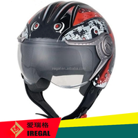 IregalECE Approval ABS shell helmet motorcycle shoeiOF625