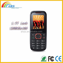 1.77-inch TFT LCD with very small lcd screen for mobile phone display