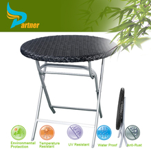 TLH-081Multifunctional Wrought Iron Outdoor Heights Adjustable Picnic Checkers Table
