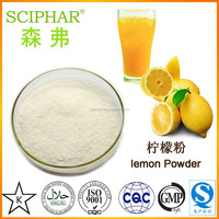 Lemon Powder 100% Water Soluble /Powder Drink Ingredients