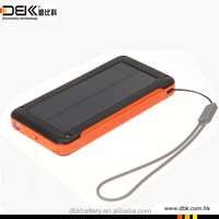 6600mah High Quality PB-SP001S Mobile Power Ultra Thin Mobile Portable Power Bank with SOS fuction