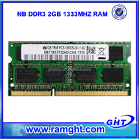 Wholesale used computers laptop memory 2gb ram ddr3