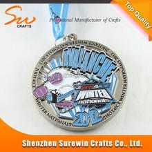 custom souvenir use activity carnaval medal