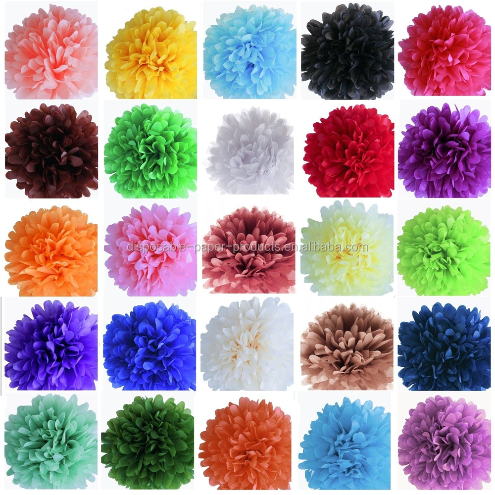 Yiwu Factory Wholesale Diy Paper Medallion Backdrop Flowers Balls