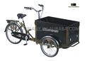 Modelo UB 9005 tres ruedas nexus 3 velocidades triciclo de carga / trike / de la familia de tres ruedas / carga bicicletas china / retroceso trike venta
