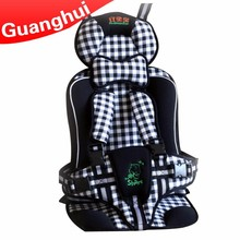 fashion booster seat ,portable car seat ,children's car seats free shipping for Baby of 9-25KG and 9 Months - 5 Years Old