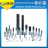 Special Customized Cnc Hss / Carbide Cutting Tools Milling Cutter
