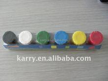 30ml 6 Colours Finger Paint For Kids DIY Painting