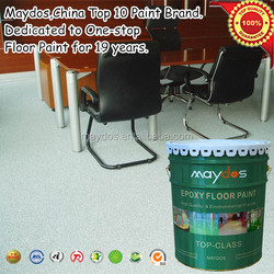 dustproof epoxy garage floor paint