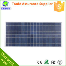 2015 hot sales rechargeable solar energy panels