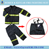 Nomex kevlar firemen protective fire fighting suit