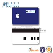 13.56Mhz contactless/contact IC card with magnetic stripe