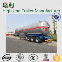 Well Received by Domestic Customers LPG Truck trailer for Wholesale