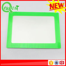 silicone picture frame photo display holder