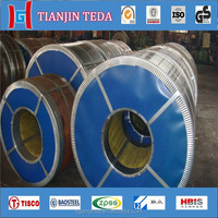 hot sale on Alibaba 409 hot rolled steel ss 2b coil